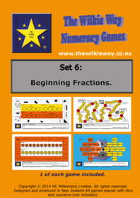Set 06 Beginning Fractions