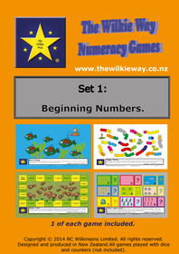 Set 01 Beginning Numbers